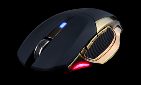 MOUSE GAMER WIRELESS NOGA KRONOS